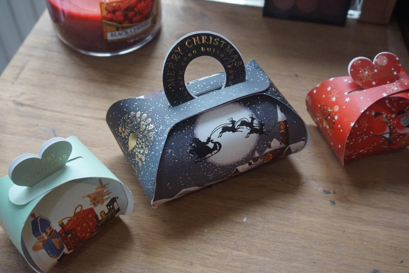 The English Soap Company christmas range | CHRISTMAS GIFTING